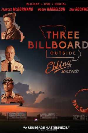Three Billboards Outside Ebbing, Missouri (2017) : 3 บิลบอร์ด ทวงแค้นไม่เลิก - Cover