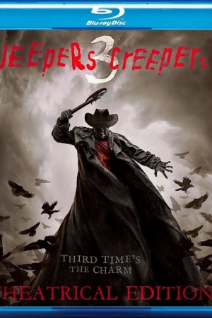 Jeepers Creepers 3 (2017) โฉบกระชากหัว 3 - Cover