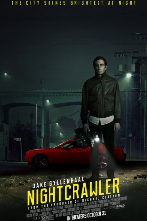 Nightcrawler (2014) : เหยี่ยวข่าวคลั่ง ล่าข่าวโหด - Cover