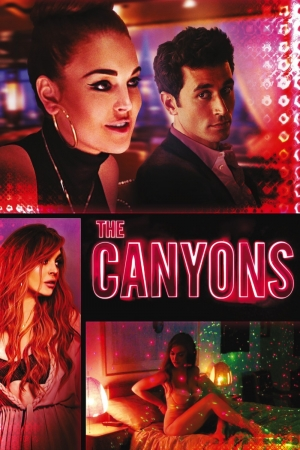 The Canyons (2013) แรงรักพิศวาส - Cover