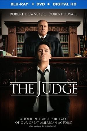 The Judge (2014) : เดอะ จัดจ์ สู้เพื่อพ่อ  - Cover