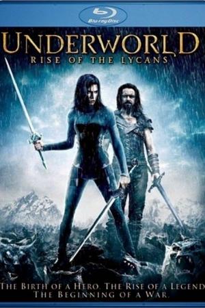 Underworld : Rise of the Lycans (2009) สงครามโค่นพันธุ์อสูร 3 ปลดแอกจอมทัพอสูร - Cover