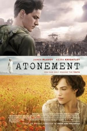 Atonement (2007) ~ ตราบาปลิขิตรัก - Cover