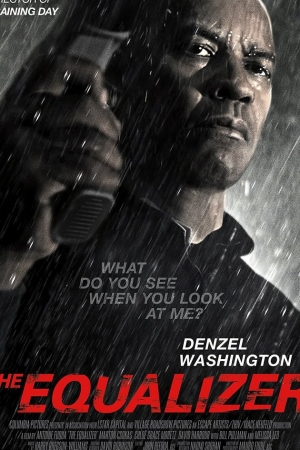 The Equalizer (2014) / มัจจุราชไร้เงา - Cover