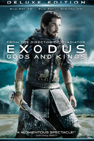 Exodus: Gods and Kings ( 2014 ) | เอ็กโซดัส: ก็อดส์ แอนด์ คิงส์ - Cover