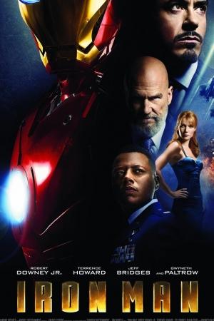 Iron Man มหาประลัย คนเกราะเหล็ก (2008) - Cover