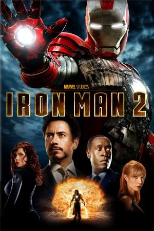 IRON MAN 2 (2010) มหาประลัยคนเกราะเหล็ก 2 - Cover