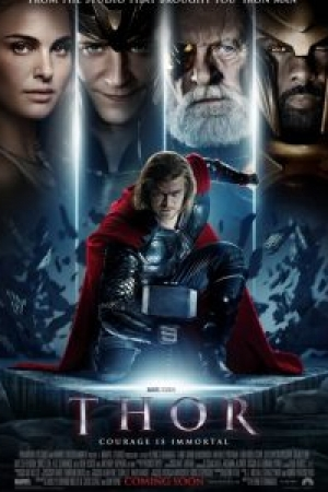 Thor ธอร์ เทพเจ้าสายฟ้า (2011) - Cover