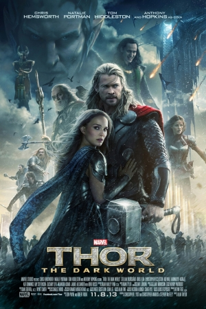 Thor 2 : The Dark World (2013)  ธอร์ 2 เทพเจ้าสายฟ้าโลกาทมิฬ - Cover
