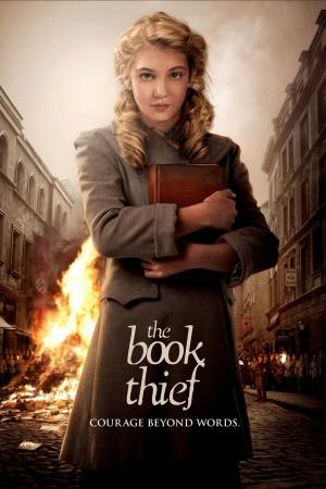 The Book Thief (2013) : จอมโจรขโมยหนังสือ - Cover
