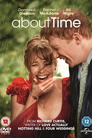 About Time (2013) - ย้อนเวลาให้เธอ (ปิ๊ง) รัก - Cover