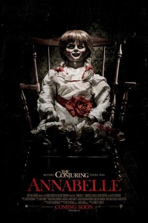 Annabelle: Creation (2017):แอนนาเบลล์: กำเนิดตุ๊กตาผี - Cover