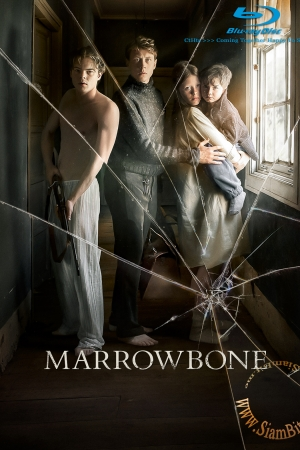Marrowbone (2017) : ตระกูลปีศาจ - Cover