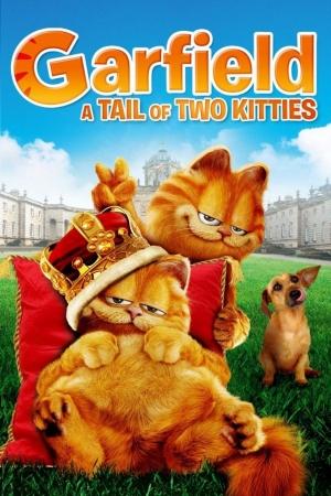 Garfield 2 : การ์ฟิลด์ 2 อลเวงเจ้าชายบัลลังก์เหมียว - Cover