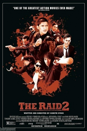 The Raid 2 : Berandal (2014) : ฉะ! ระห้ำเมือง - Cover