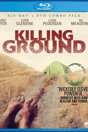 Killing Ground (2016) : แดนระยำ  - Cover