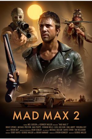 Mad Max 2 : The Road Warrior (1981) | แมดแม็กซ์ 2 - Cover