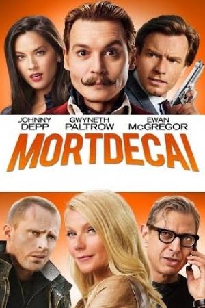 Mortdecai (2015) : มอร์เดอไค สายลับพยัคฆ์รั่วป่วนโลก - Cover