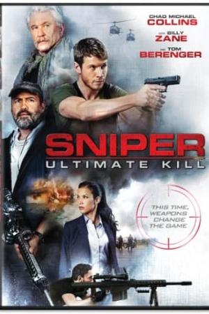 Sniper Ultimate Kill (2017) สไนเปอร์ 7 - Cover