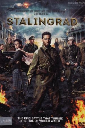 Stalingrad (2013) : สตาลินกราด - Cover