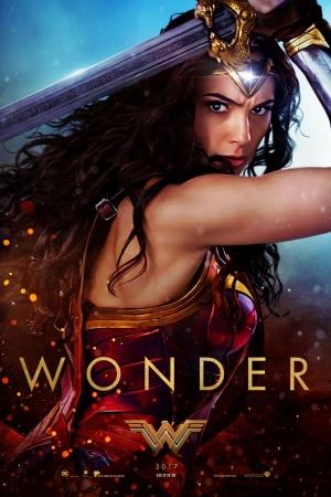 Wonder Woman (2017) : วันเดอร์ วูแมน - Cover