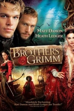 The Brothers Grimm (2005) ตะลุยพิภพมหัศจรรย์ - Cover