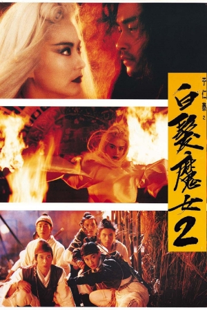 The Bride with White Hair 2 (1993) | นางพญาผมขาว หัวใจไม่ให้ใครบงการ 2  - Cover