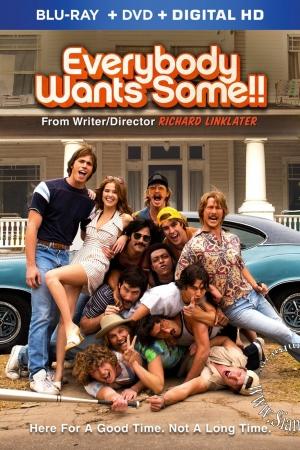 Everybody Wants Some!! (2017) : อยากได้ไหม ใครสักคน - Cover