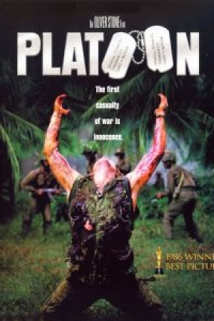 PLATOON (1986) พลาทูน - Cover