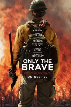 Only the Brave (2017) คนกล้าไฟนรก - Cover
