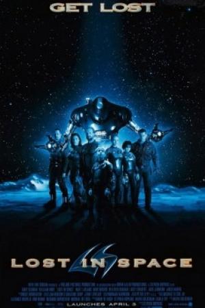 Lost in Space (1998)– ทะลุโลกหลุดจักรวาล - Cover