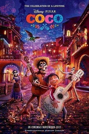 Coco (2017) : โคโค่ วันอลวน วิญญาณอลเวง - Cover