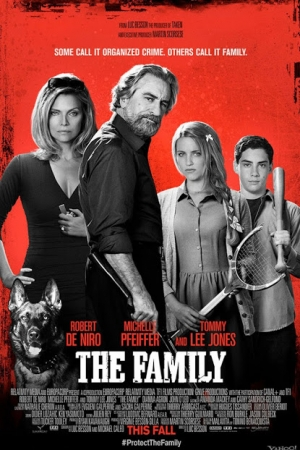 Malavita [The Family] (2013) l พันธุ์แสบยกตระกูล - Cover