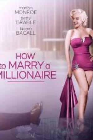 How to Marry a Millionaire เคล็ดลับจับเศรษฐี 1953 - Cover