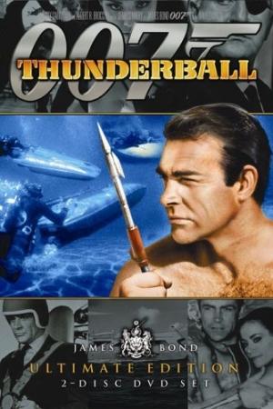 Thunderball ธันเดอร์บอลล์ 007 (1965) (James Bond 007 ภาค 4) - Cover