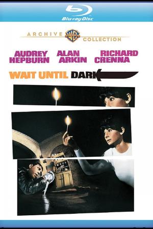 Wait Until Dark (1967) รอไว้ค่อย ๆ เชือด - Cover