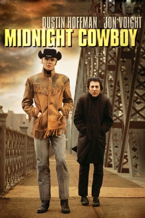 Midnight Cowboy คาวบอยตกอับย่ำกรุง - Cover