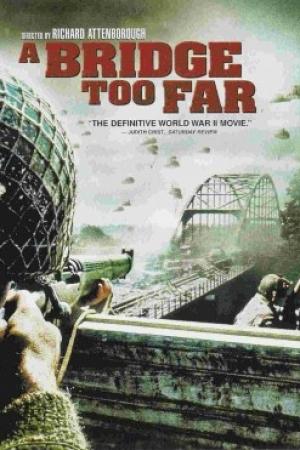 A Bridge Too Far สะพานนรก - Cover