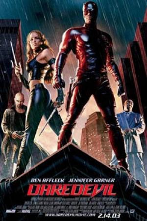 DAREDEVIL (2003) แดร์เดฟเวิล มนุษย์อหังการ์ - Cover