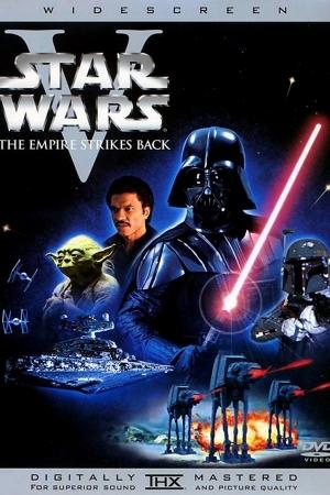 Star Wars Episode 5 The Empire Strikes Back สตาร์ วอร์ส ภาค 5 จักรวรรดิเอมไพร์โต้กลับ - Cover