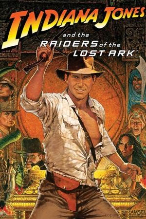 Indiana Jones : Raiders of the Lost Ark 1 ขุมทรัพย์สุดขอบฟ้า 1 - Cover