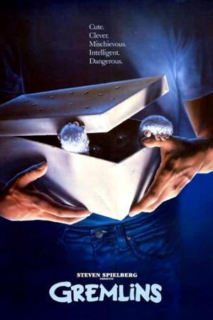 Gremlins 1 เกรมลินส์ ปีศาจซน ภาค 1 - Cover
