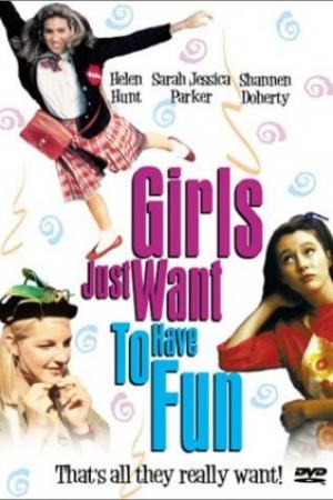 Girls Just Want to Have Fun สาวเท้าไฟ หัวใจท้าฝัน - Cover