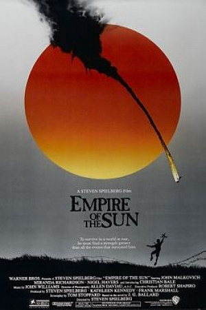Empire of the Sun (1987) | น้ำตาสีเลือด - Cover