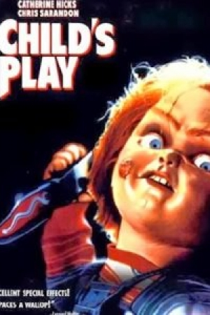 Child's Play 1 แค้นฝังหุ่น 1 - Cover