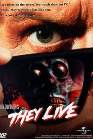 They Live ไม่ใช่ผี ไม่ใช่คน - Cover