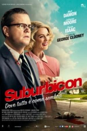SUBURBICON (2017) พ่อบ้านซ่าส์ บ้าดีเดือด - Cover