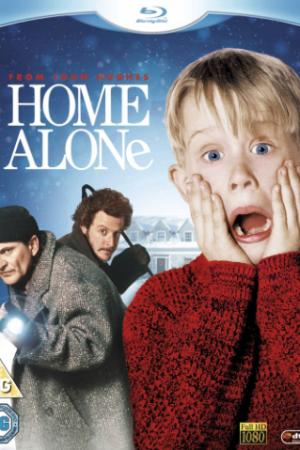 Home Alone 1 โดดเดี่ยวผู้น่ารัก 1 - Cover