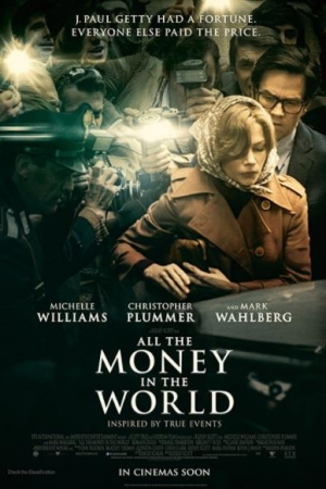 All the Money in the World - ฆ่าไถ่อำมหิต  - Cover
