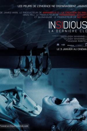 Insidious 4: The Last Key (2018) / วิญญาณตามติด: กุญแจผีบอก - Cover